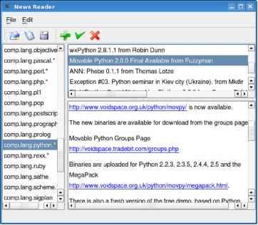 Splitters - PyQt Programming - Python Programming Studio